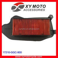 High Performance 110cc Scooter Air Filter For Honda Spacy110 Part No. 17210-GGC-900