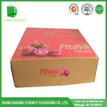 custom design made corrugated paper packing boxes carton