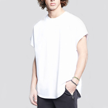 cheap china wholesale clothing men oversized cap sleeve bulk plain white t shirts