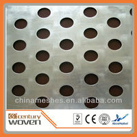 Metal Perforated sheet / ISO certification