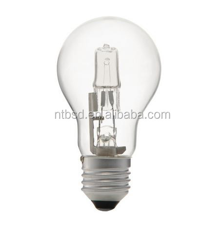 ECO halogen bulb A55 28W E27 replacd incandescent bulb 40w