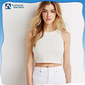 fashion ladies fitness lace crop top design