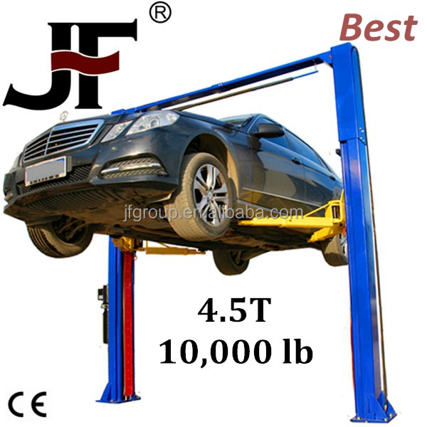 Good Quality used elevator 2 columns car parking lifter