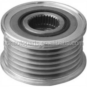 Pulley for Mercedes 01221AA7V0, Bosch 0 122 0AA 0B0
