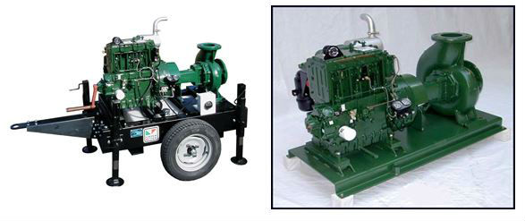LISTER WATER PUMP SETS
