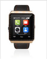 New Smart Watch 1.44 Inch Touch Screen Bluetooth MTK6260 Gsm Android Watch Phone