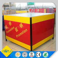 custom amde all kinds of commercial retail display table