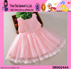 Unique Pretty Pink Baby Girl Dress Patterns Lace Super Quality Baby Girl Dress Patterns