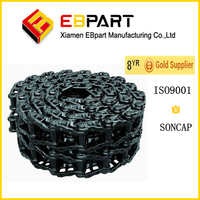 EBPART Hitachi track link track chain EX200-1 track chain with 46 link
