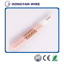 Low loss 75 ohm RG59 coaxial cable for TV/network/audio/video