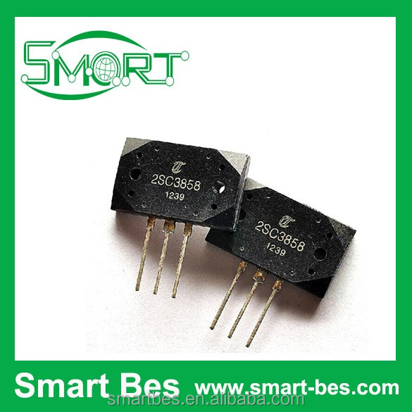 Smart Bes~Special for audio power amplifier tube,2SC3858 NPN 17A/200Vgeminate transistors :2SA1494