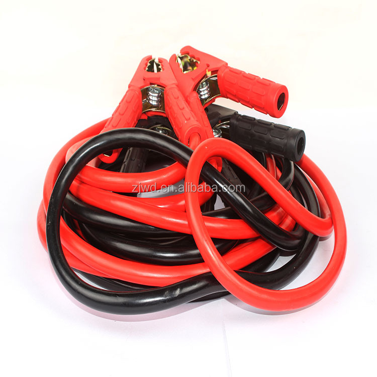 1Gauge heavy Duty Battery Booster Cable Jumper Cable 20' Power Jump Start Cables for Car Truck etc