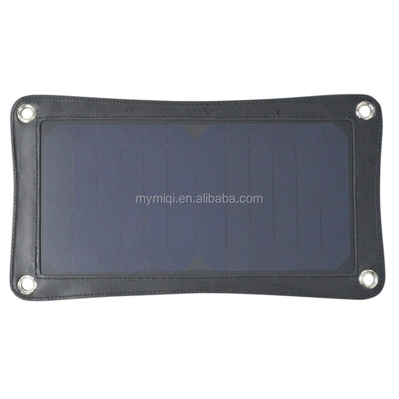 solar charger backpack with 10000mah for cellphone