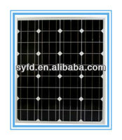 75W Solar Collector for Lamp with Generator