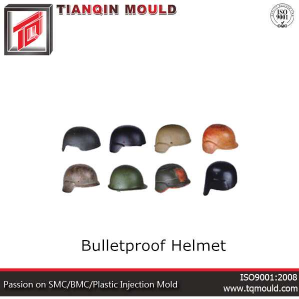 Bulletproof Helmet Mould