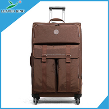 2015 Fashionable royal european style luggage suit case