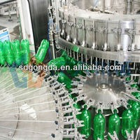 soda, cola washing filling capping unity machine