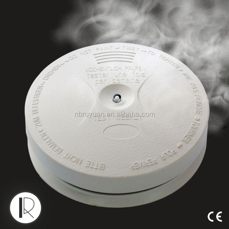 C1008229 HEIMAN High Sensitivity 4 wired cigarette smoke detector