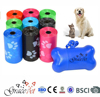 Colorful Plastic Garbage Bags/ Dog Poop Bag/ Pet Garbage Bag