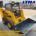 Chinese Special loader 0.7 ton small skid steer loader price