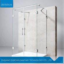 New arrival OEM quality spare parts tempered shower enclosures on sale