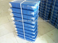small custom blue plastic storage box factory in China