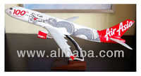 COMMERCIAL AIRCRAFT MODEL 47cm (18.5inches)