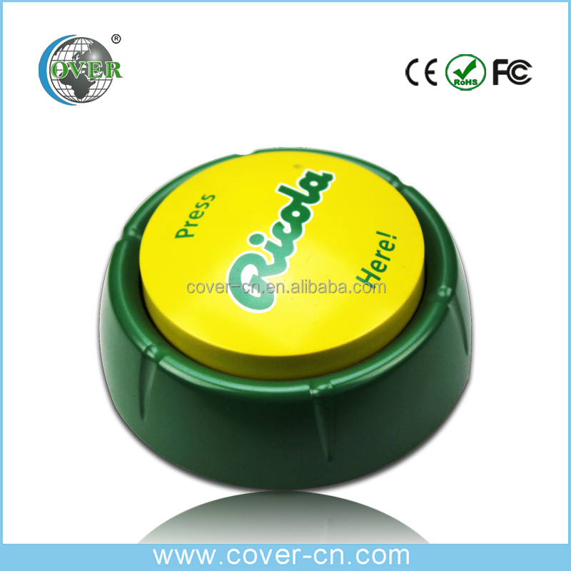 Manufacturer Customized Recording Sound Easy Button