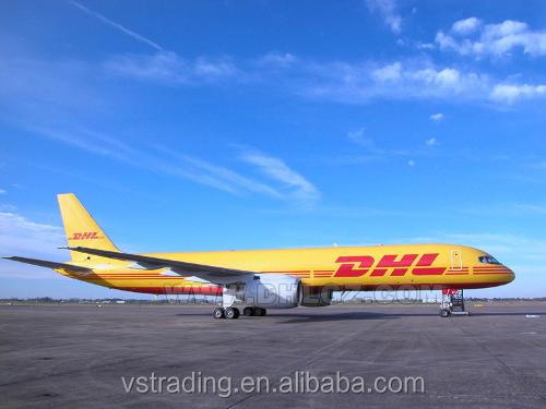 Shenzhen/Guanzhou/Hongkong courier service to UK by DHL service