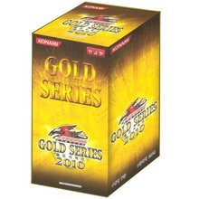 Yugioh Korean Gold Series 2010 Box