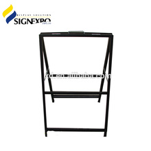Folding Stand Up Advertising Signs Led Writing Board Adapter A Frame Sidewalk Pavement Sign