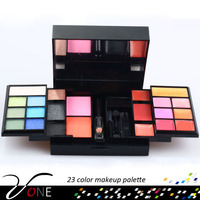 best quality compact makeup palette wholesale of 23 all shimmer colors