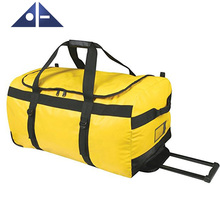 Wheeled Market Lugage Bag Travel Trolley Luggage Rolling Handing Duffel Bag