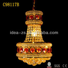 Roof hanging Chandeliers ,high quality crystal chandeliers,Crystal Illumination
