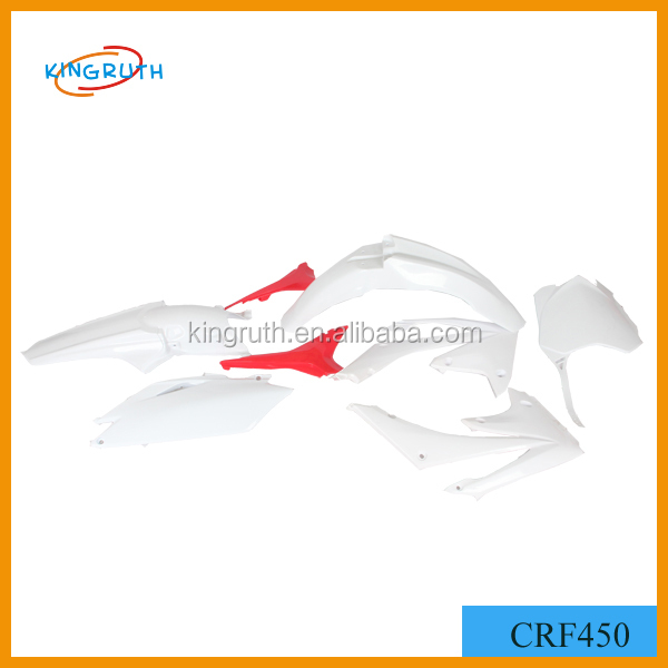 China wholesale custom for CRF450 motorcycle fairing kit