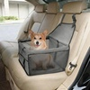 Factory Price Outdoor Travel Pet Carrier Foldable Car Dog Booster Seat