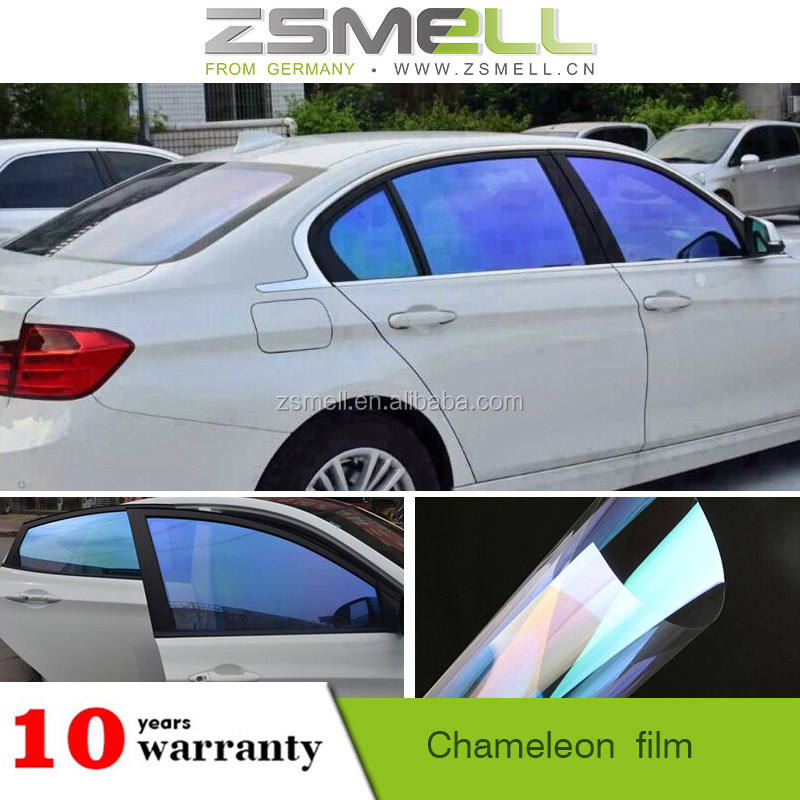 Cool Chameleon window tint film