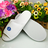 China Factory White Waffle Slippers For