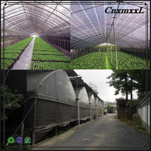Hot selling shading fiberglass lamp shade material garden vegetables green house net with low price