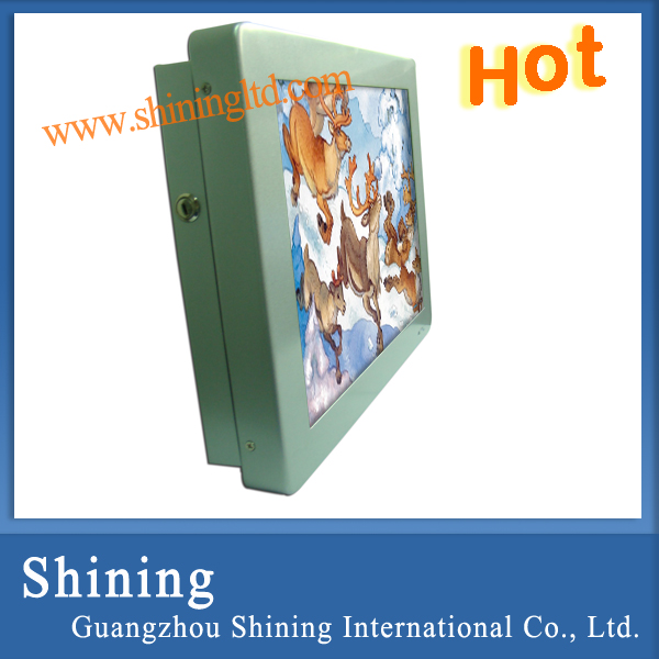 12 inch TFT Bus Advertising System (SH-SW1260-BF)