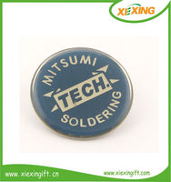 2014 custom cheap soft enamel round car logo emblem
