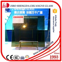 China manufacturer produce Heat reflective glass used for window,door