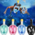 Underwater snorkeling mask easy breathing anti-fogging diving mask with kids size