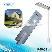 Integrated all in one 30W solar led street light 12v solar led lights kit