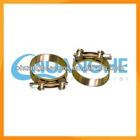 Wholesale Alibaba round pipe glass clamps