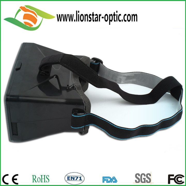 Factory Wholesale Virtual Reality Glasses Vr Glasses Plastic Headset