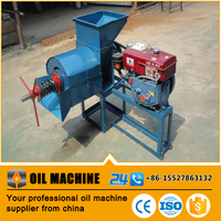 Africa Fully Automatic small palm oil mill/ palm oil expeller/ palm oil press machine