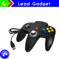High Quality Portable Game Player for n64 games controller Adapter for N64 usb controller