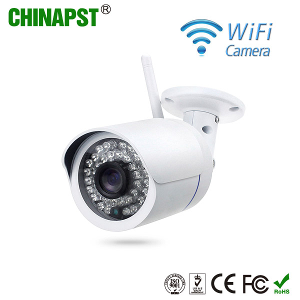 China Latest H.264 P2P Cloud 1.0MP IR-Cut Iphone & Android App Yoosee APP Bullet CCTV Wireless IP Wifi Camera PST-WHM40AL