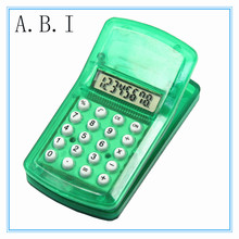 Promotion gift calendar gifts 8digit desk calculator